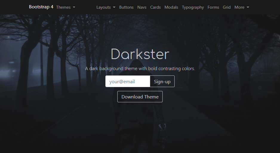 Screenshot Darkster